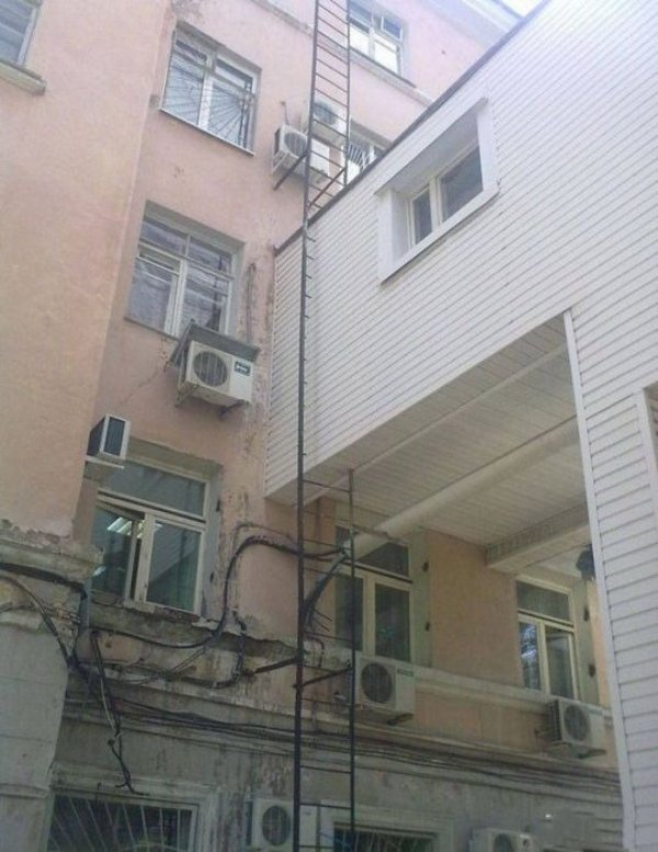horrible construction jobs 26 Not all construction was created equal (36 Photos)