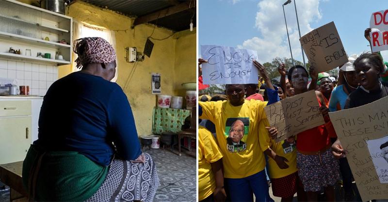 愛女貞操被強奪 獅媽怒奔4公里「一把菜刀VS三名大漢」直到他們再也沒醒來...全國民眾湧到政府抗議!