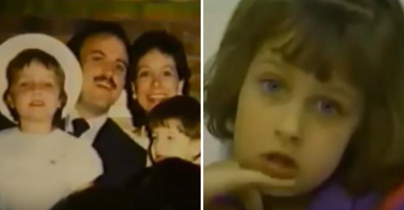 完全沒有眼淚!6歲小女孩成「無人性危險範例」 24年後她的現況卻讓人感動的想哭...