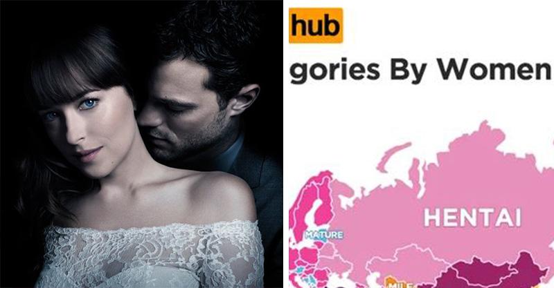 知名影片網公開世界各地「女生最愛看的類型」!網友看到烏克蘭卻嚇哭:男生也接受不了